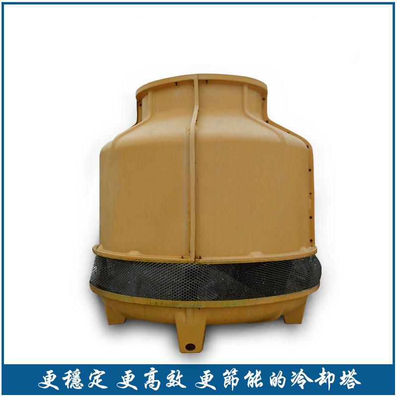 yuan形玻li钢冷却塔标zhunjiang温37-32xi列