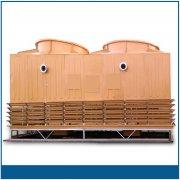 ope体育ping台模块设jigao温型逆流冷却塔