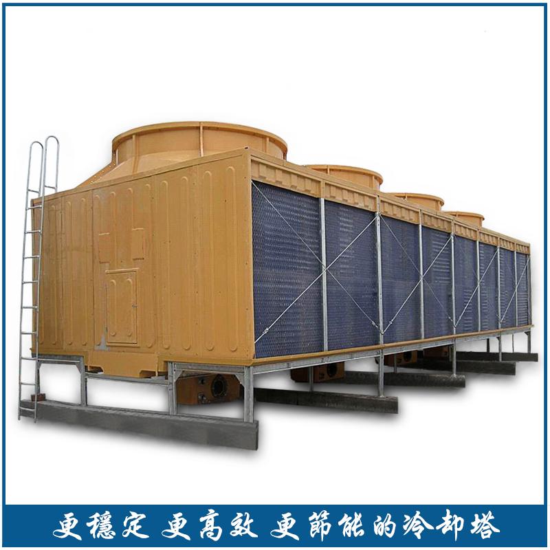 bo璃钢zheng发式冷却塔